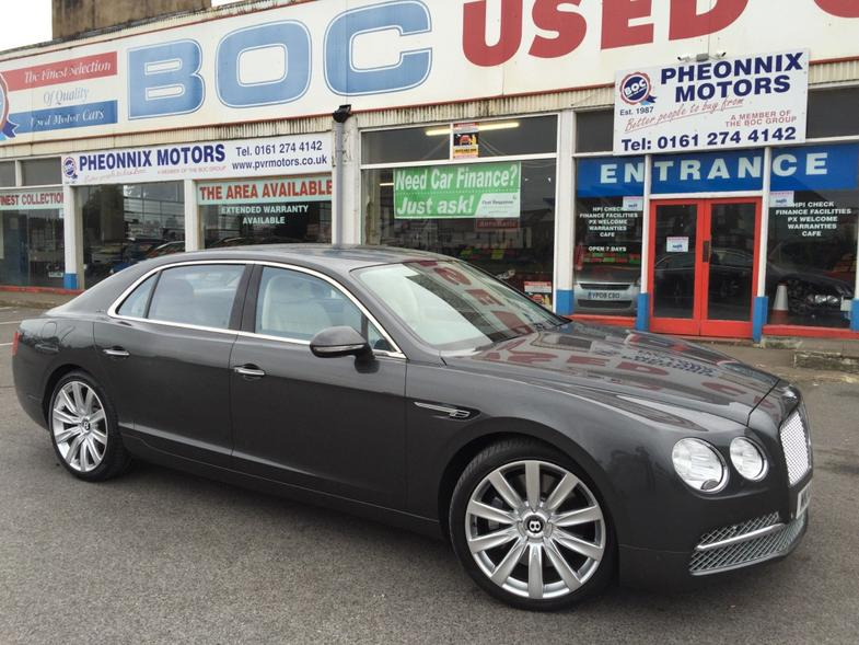 Bentley Flying Spur 6.0 W12 Sedan 4dr