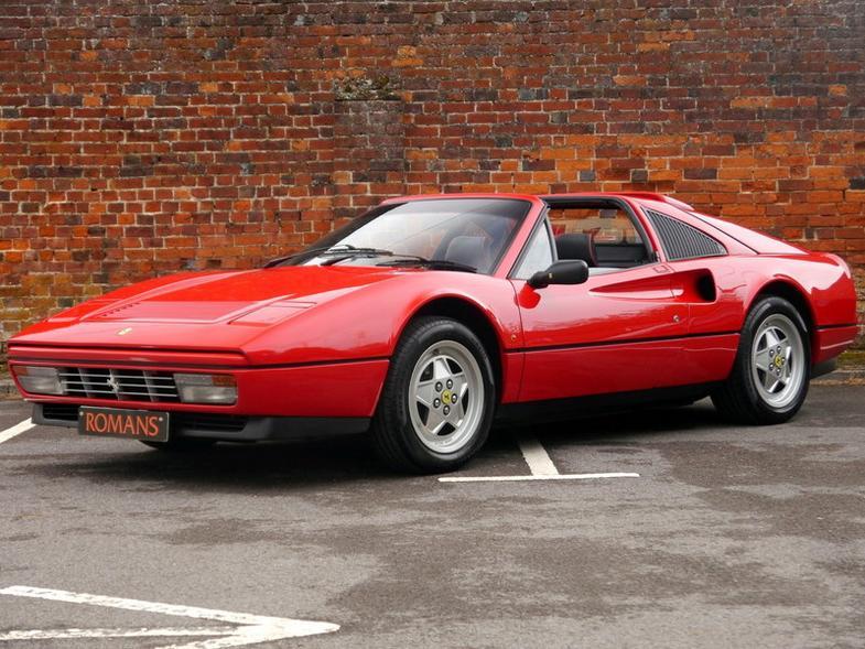 Ferrari 328 GTS - 5000 miles - Recently serviced